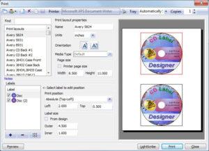 اسکرین-شات-Dataland-CD-Label-Designer