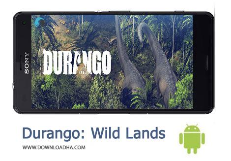 کاور-Durango-Wild-Lands