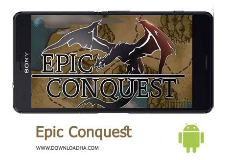 کاور-Epic-Conquest