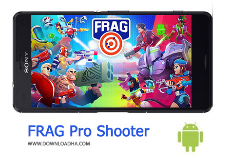 کاور-FRAG-Pro-Shooter