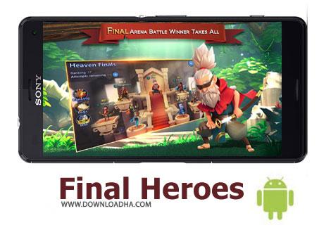 بازی-final-heroes-اندروید