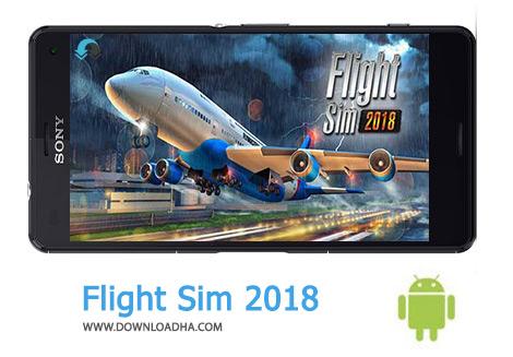 کاور-Flight-Sim-2018