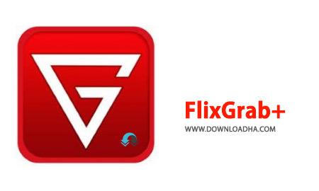 کاور-FlixGrab+