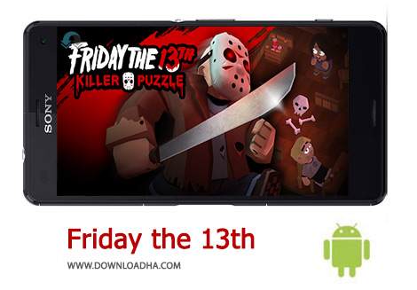 کاور-Friday-the-13th