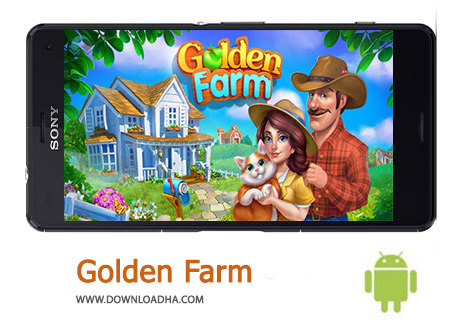 کاور-Golden-Farm