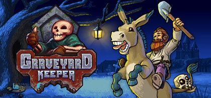 دانلود بازی Graveyard Keeper – Stranger Sins v1.204 برای کامپیوتر