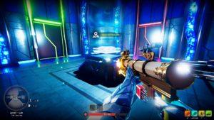 لقطة شاشة لعبة HYPERGUN