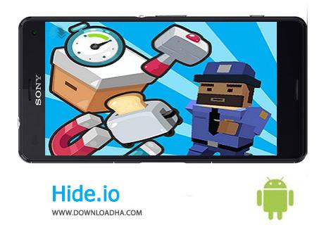 کاور-Hide.io