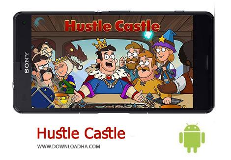کاور-Hustle-Castle