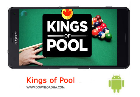 کاور-Kings-of-Pool