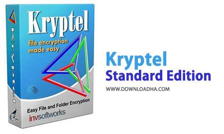 کاور-Kryptel-Standard-Edition