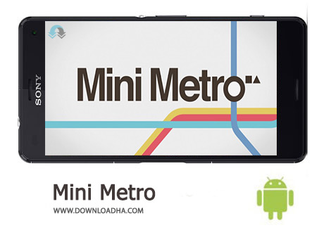 کاور-Mini-Metro