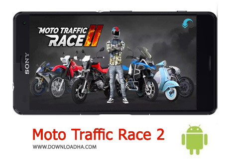 کاور-Moto-Traffic-Race-2