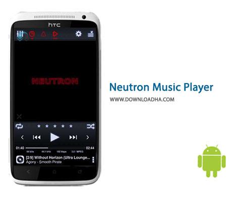 کاور-Neutron-Music-Player