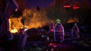 لقطة شاشة - لعبة - كوكب - ألفا