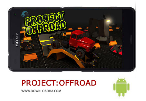 کاور-PROJECT-OFFROAD