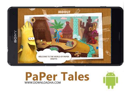 بازی-paper-tales-اندروید