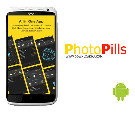 نرم-افزار-photopills-اندروید