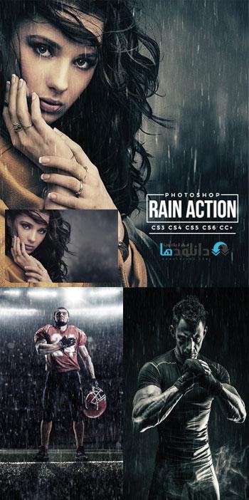 اکشن-فتوشاپ-rain-photoshop-atn