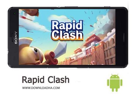 کاور-Rapid-Clash
