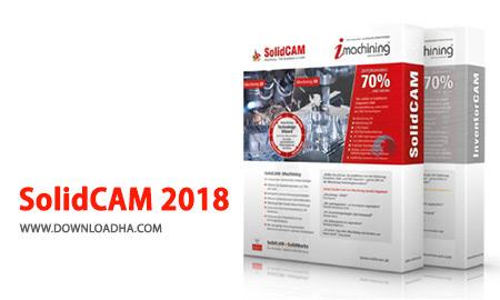 کاور-SolidCAM-2018