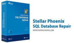 کاور-Stellar-Phoenix-SQL-Database-Repair
