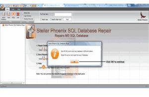 اسکرین-شات-Stellar-Phoenix-SQL-Database-Repair