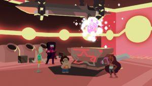 لقطة شاشة - لعبة - ستيفن - الكون - حفظ الضوء