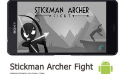 کاور-Stickman-Archer-Fight