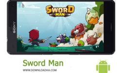 کاور-Sword-Man