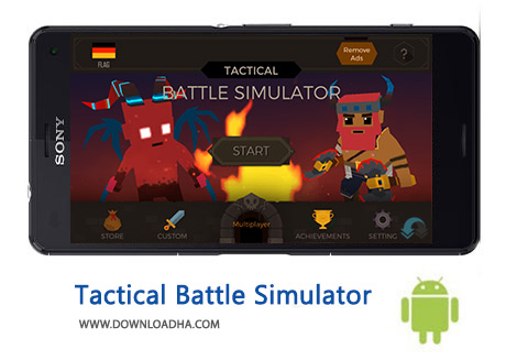 کاور-Tactical-Battle-Simulator