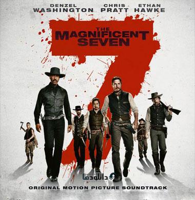 موسیقی-متن-فیلم-the-magnificent-seven-ost