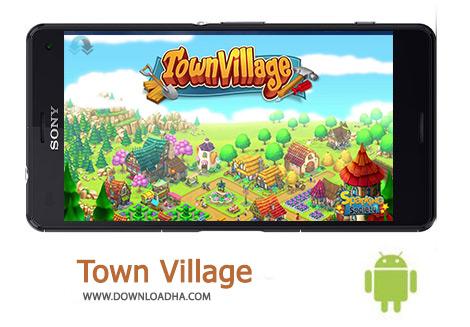 کاور-Town-Village