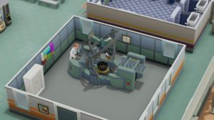 Screen shot-game-Two-Point-Hospital