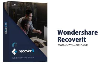 کاور-Wondershare-Recoverit