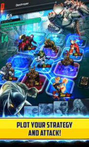 اسکرین-شات-marvel-battle-lines