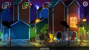 لقطة شاشة لعبة مخالب فروي