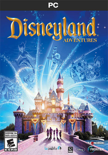 دانلود-بازی-Disneyland-Adventures