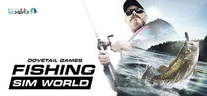 دانلود-بازی-Fishing-Sim-World