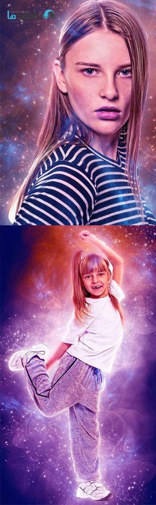 اکشن-فتوشاپ-galaxy-photoshop-atn