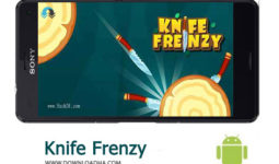 کاور-Knife-Frenzy