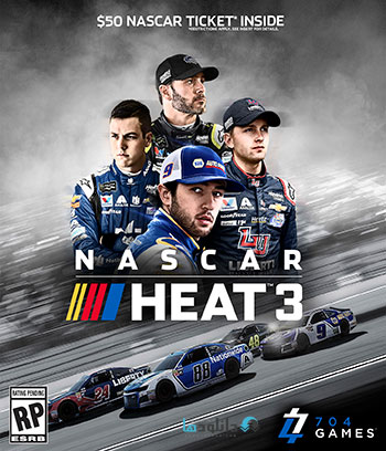 NASCAR Heat 3 PC-CODEX