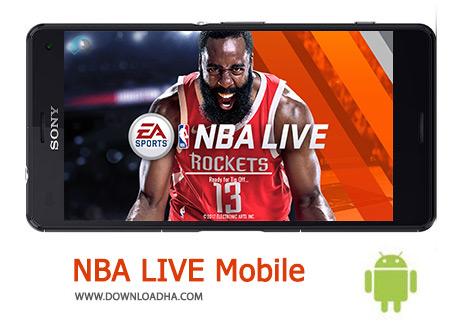 کاور-NBA-LIVE-Mobile