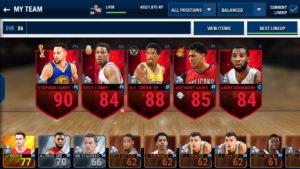 اسکرین-شات-NBA-LIVE-Mobile