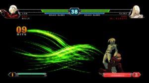 اسکرین-شات-بازی-The-King-of-Fighters-XIII-Galaxy-Edition