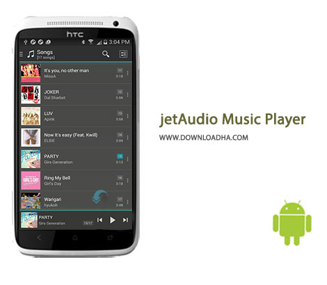کاور-jetAudio-Music-Player