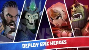 اسکرین-شات-بازی-castle-creeps-battle