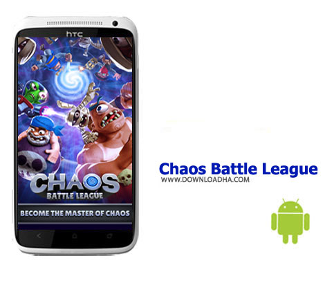 کاور-بازی-chaos-battle-league