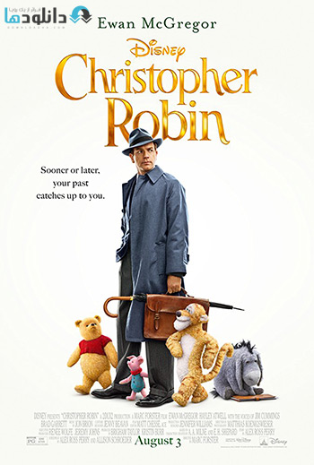 کاور-Christopher-Robin-2018