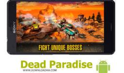 کاور-بازی-dead-paradise-the-road-warrior-اندروید